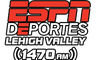 ESPN Deportes Lehigh Valley 1470am - Allentown, Easton, Bethlehem's Spanish Sports Station!