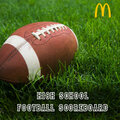 McDonald's Friday Night Football Scoreboard