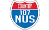 107 NUS - Parkersburg's New & All Time Favorite Country