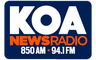 KOA NewsRadio - Colorado's News, Traffic & Weather Station