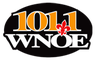 101.1 WNOE - New Orleans Country Station