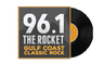 96.1 The Rocket - The Gulf Coast Home of Classic Rock