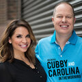 Cubby And Carolina In The Morning