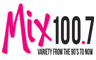 Mix 100.7 - Variety from the 90's to Now
