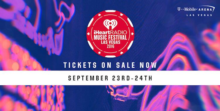2016 iHeartRadio Music Festival