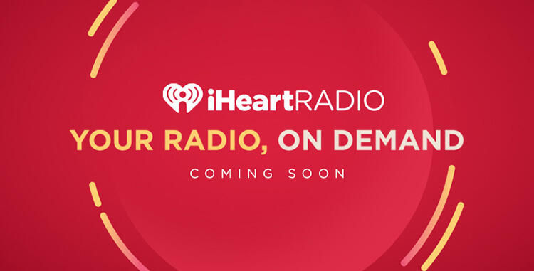 iHeart Radio All Access Promotional Logo