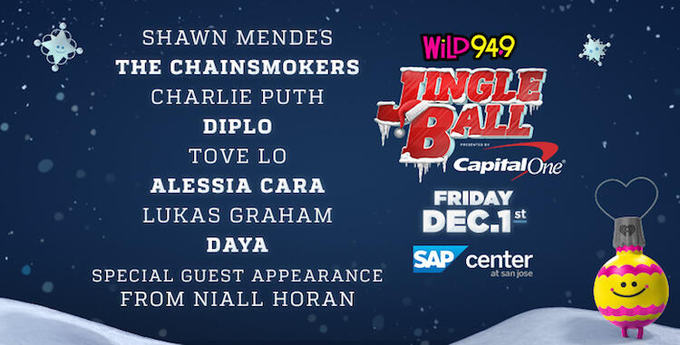 San Francisco Jingle Ball