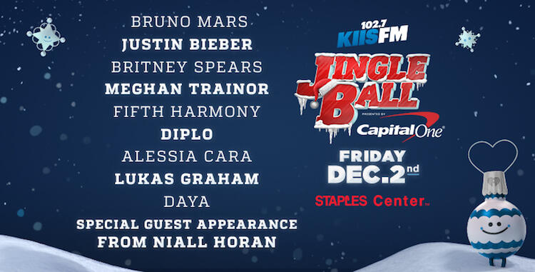 Los Angeles Jingle Ball