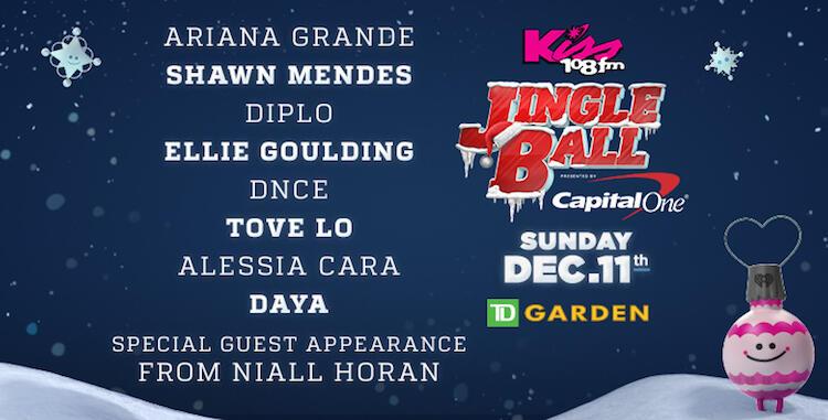 Boston Jingle Ball