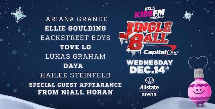 Chicago Jingle Ball