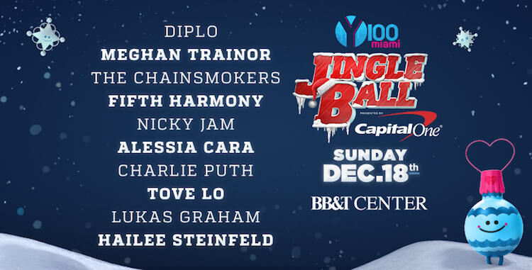 Miami Jingle Ball