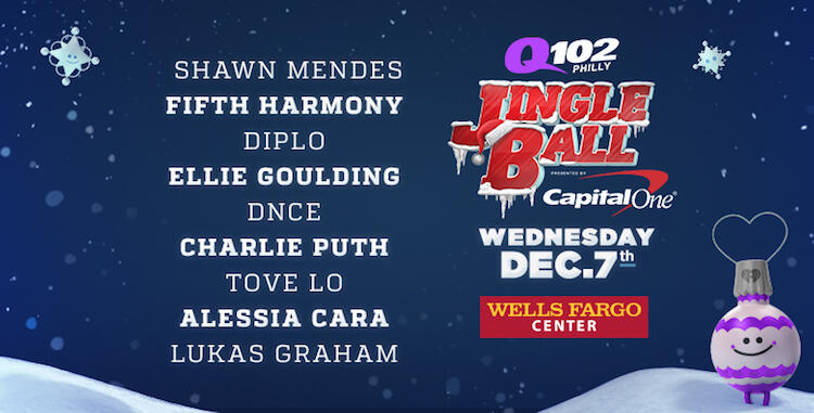 Philadelphia Jingle Ball