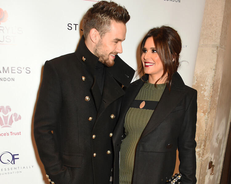 Liam Payne, Cheryl Cole - Fayre Of St James Christmas Concert