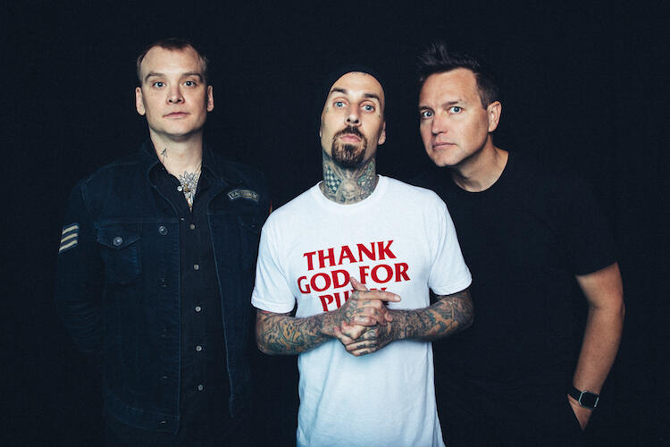 blink-182 Photoshoot 2017