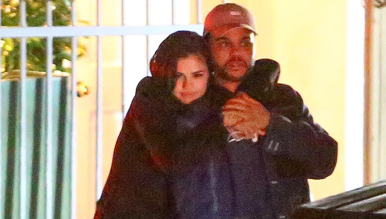 Selena Gomez & The Weeknd Caught Making Out (PHOTO) | 104.3 MYFM