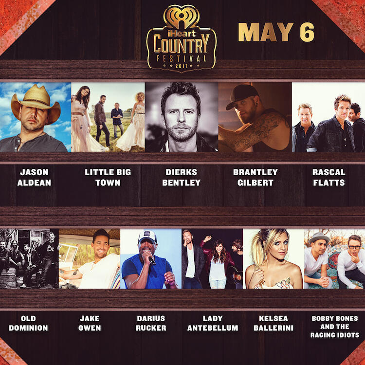 2017 iHeartCountry Festival