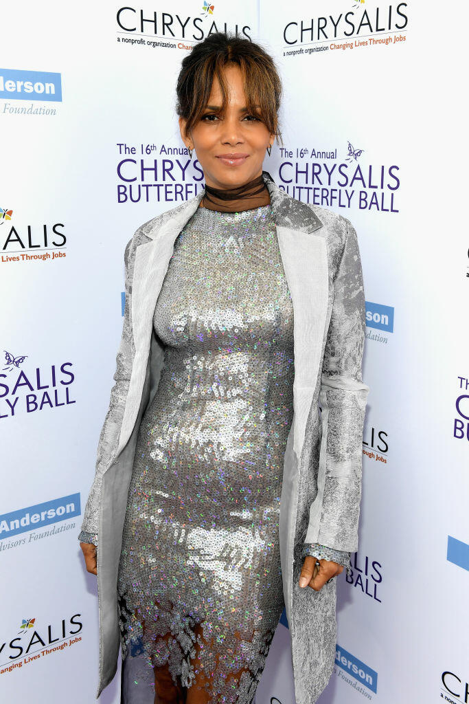 LOS ANGELES, CA - JUNE 03:  Actor Halle Berry at the 16th Annual Chrysalis Butterfly Ball on June 3, 2017 in Los Angeles, California.  (Photo by Matt Winkelmeyer/Getty Images for Chrysalis Butterfly Ball)