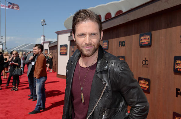 INGLEWOOD, CA - MAY 01: Singer Canaan Smith attends the 2016 American Country Countdown Awards at The Forum on May 1, 2016 in Inglewood, California.  (Photo by Kevork Djansezian/Getty Images for dcp)