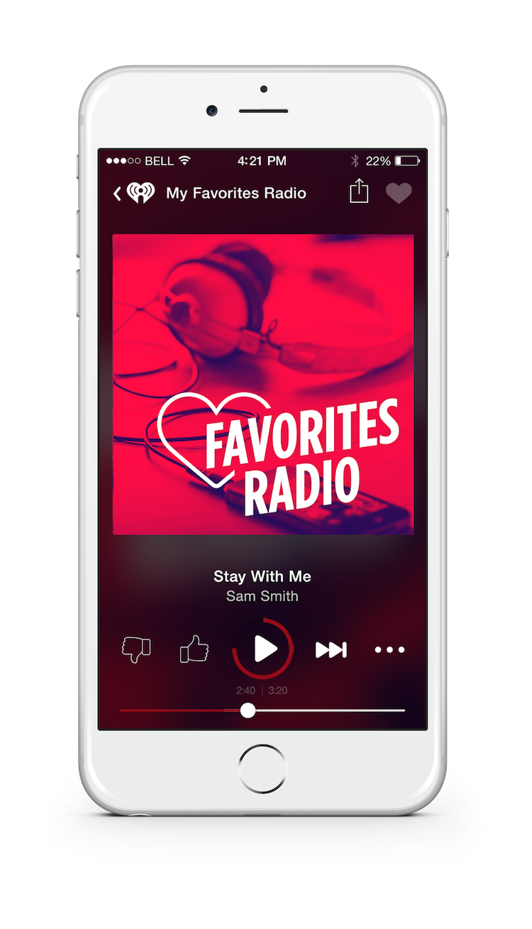 My Favorites Radio
