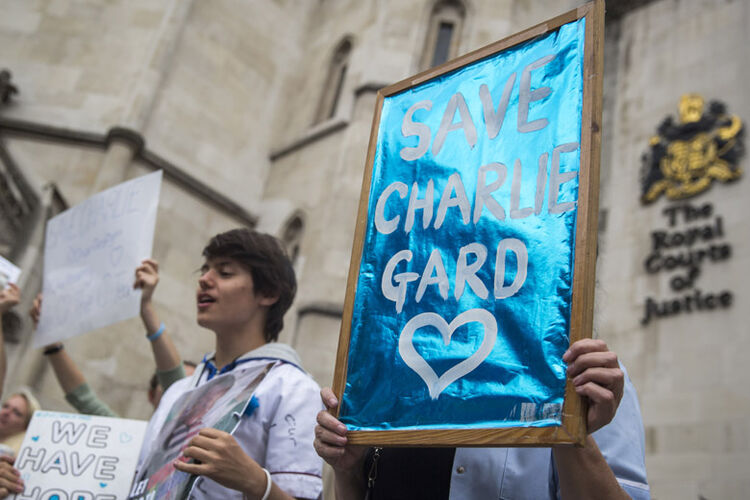Judge To Give Final Ruling In The Case Of Terminally Ill baby Charlie Gard