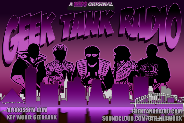 Geek Tank Radio: A KISS Original