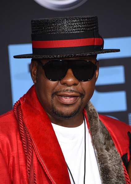 Bobby Brown - Getty Images