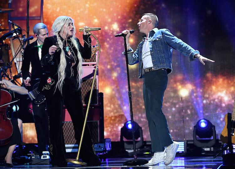 Kesha, Macklemore