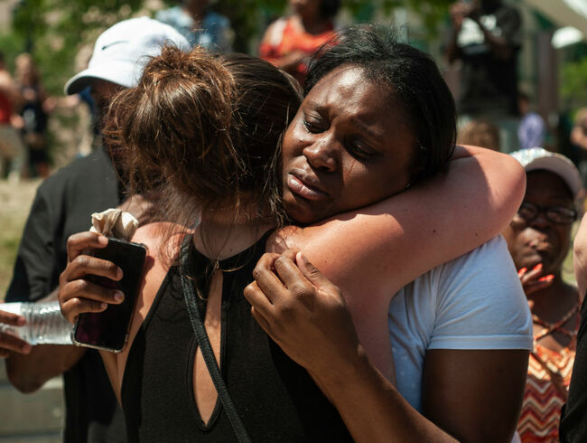 Nine Killed, 27 Wounded In Mass Shooting In Dayton, Ohio