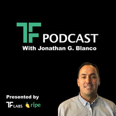 """Listen to the TF Blockchain Podcast Episode - """"DLT, Crypto, and Humanitarian Aid""""   Conversation with Ric Shreves and Alpen Sheth of Mercy Corps   TF Portland Chapter on iHeartRadio   iHeartRadio"""