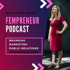 Listen Free to Fempreneur Podcast on iHeartRadio Podcasts   iHeartRadio