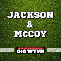 Listen to the Jackson & McCoy Episode - J+M: Fired up about the OSU in the polls, how will the 1st road game go, plus the Browns dumpster fire on iHeartRadio | iHeartRadio