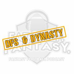 Listen to the Eat. Sleep. Fantasy. -DFS and Dynasty Episode - EP54 Teams, Players & Position Battles To Watch. on iHeartRadio | iHeartRadio