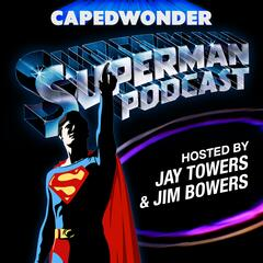 Listen to the The Caped Wonder Superman Podcast Episode - ThisTime... It'sPersonal! on iHeartRadio   iHeartRadio