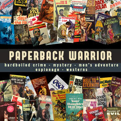 Listen Free to Paperback Warrior on iHeartRadio Podcasts | iHeartRadio