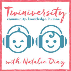 Listen to the Twiniversity Podcast with Natalie Diaz  Episode - Stupid Things People Say About Twins with Twin Mom Daniele Parris on iHeartRadio   iHeartRadio