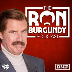 Listen to the The Ron Burgundy Podcast Episode - Feminism with Gloria Steinem on iHeartRadio | iHeartRadio