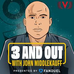Listen to the 3 and Out with John MiddleKauff Episode - Jalen Ramsey Value; Move on From Mariota; Dallas/Dak Waiting Game; Eli's a HOF'er; Week 3 Preview; Mailbag on iHeartRadio | iHeartRadio