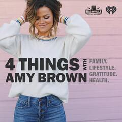 Listen to the 4 Things with Amy Brown Episode - Childlike Gratitude. Healthiest Wine Ever. Enneagram Numbers When Stressed. Cleaning Your Dishwasher. (#30) on iHeartRadio | iHeartRadio