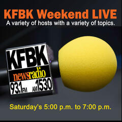 """Listen to the KFBK Weekend LIVE Episode - Airport employee in New York is fired after passing a note to a passenger that read """"You Ugly"""".  More on Jeffery Epstein's mysterious death. on iHeartRadio   iHeartRadio"""