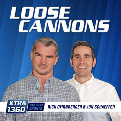 Listen to the Loose Cannons Episode - Kevin Acee From The UT Gives Us All The Info On The Tatis Jr Injury & What It Means For The Team Going Forward. on iHeartRadio   iHeartRadio