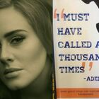 DUMB! DUMB! DUMB! Students think Adele