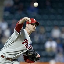 P Kendrick Shuts Out Mets 4-0