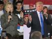 Clinton lead over Trump shrinks in Wisconsin