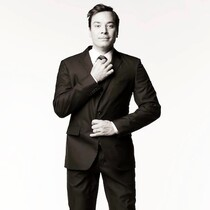 Jimmy Fallon ready to roll.