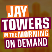 Jay Towers in the Morning 7-21