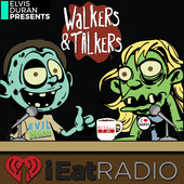 Walkers & Talkers - 'THE WALKING DEAD'- We interview STEVEN OGG (Simon!) in studio- Ep.54