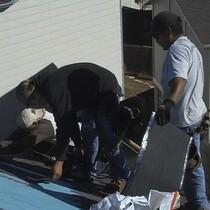 Santaquin Vet Gets New Roof From Strangers