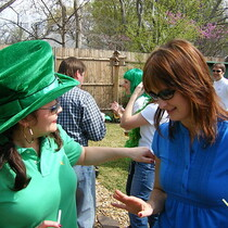 More people will do this on St Patricks Day in America than any other day of the year?
