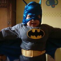 Batman is REAL:  Kid's Wish Comes True