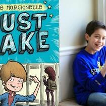 SFS: Handel Interviews 13 Year Old Author, Jake Marcionette